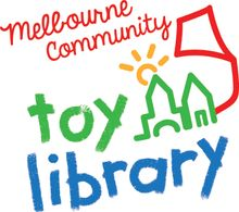 Melbourne Community Toy Library Logo