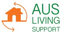 Aus Living Support Ltd. Logo