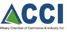 Albany Chamber Of Commerce And Industry Logo