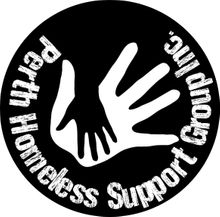 Perth Homeless Support Group Inc Logo