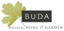 Buda Historic Home And Garden Logo