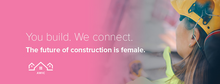Awesome Women In Construction Logo