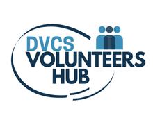 DVCS Volunteers Hub Logo