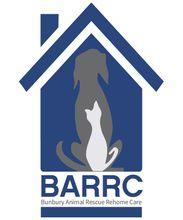 BARRC - Bunbury Animal Rescue Rehome Care Inc Logo