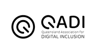 Queensland Association for Digital Inclusion Logo