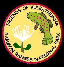 Friends of Vulkathunha-Gammon Ranges NP Inc. Logo