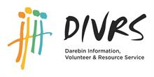 Darebin Information Volunteer Resource Service (DIVRS) logo