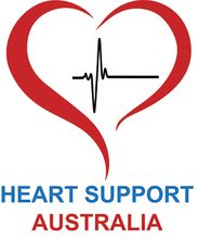 Heart Support Australia Logo