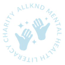 ALLKND™ Mental Health Charity Logo