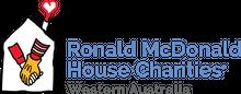 Ronald McDonald House Charities Western Australia Logo