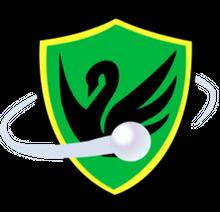 Western Australia Airsoft and Gel Ball Club Inc. Logo