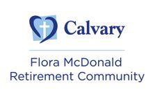 Calvary Flora McDonald Logo