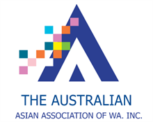 Australian Asian Association of WA Logo