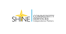 SHINE Community Services Logo