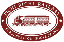 Pichi Richi Railway Preservation Society Inc - PRRPS Logo