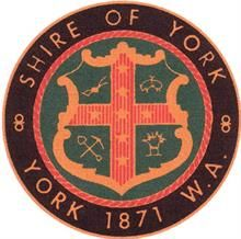 Shire of York Logo