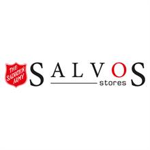 Salvos Stores (Tas) Logo