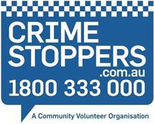 Crime Stoppers Queensland Limited Logo