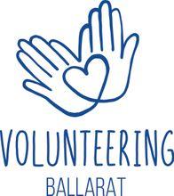 Volunteering Ballarat, a program of Ballarat Foundation Logo