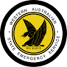 S.E.S.-State Emergency Services- DFES - Busselton Logo