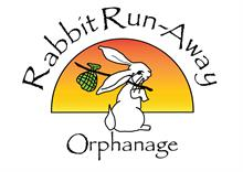 Rabbit Run-Away Orphanage Logo