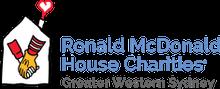 Ronald McDonald House Charities Greater Western Sydney Logo