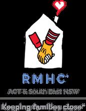 Ronald McDonald House Charities ACT & South East NSW Logo