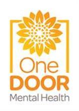 One Door Mental Health Logo