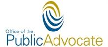 Dept Attorney General Office of Public Advocate Logo