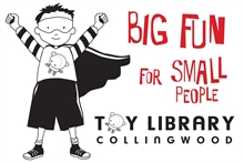 Collingwood Toy Library Logo