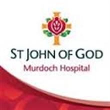 St John of God Murdoch Hospital Logo
