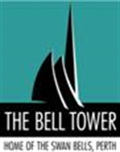 The Bell Tower (Home of the Swan Bells) Logo