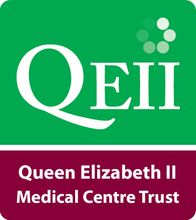 Queen Elizabeth Medical Centre Trust Logo