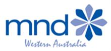 Motor Neurone Disease Association (WA) Logo