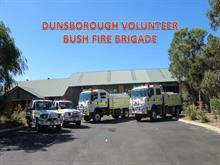 Dunsborough Volunteer Bush Fire Brigade Logo