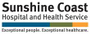 Sunshine Coast Hospital and Health Service logo