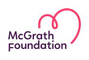 McGrath Foundation logo