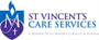 St Vincent's Care Services logo