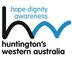 Huntington's WA (Inc) logo