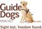 The Guide Dogs Centre logo
