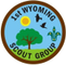 1st Wyoming Scouts logo