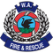 Bunbury Volunteer Fire and Rescue Service logo