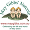 May Gibbs Nutcote logo