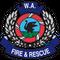 Carnarvon Volunteer Fire & Rescue Service logo
