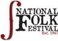 National Folk Festival logo
