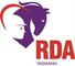 Riding for the Disabled Assoc. of Tasmania Inc logo