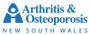 Arthritis & Osteoporosis NSW Logo logo