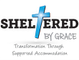 Sheltered by Grace logo