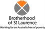 Brotherhood of St Laurence logo