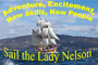 Lady Nelson Sailing Adventures logo
